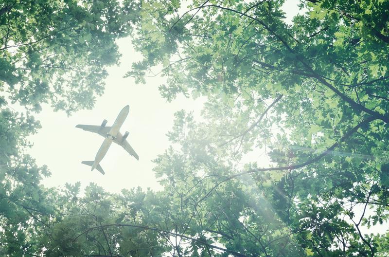 Die erste CO₂-neutrale Luftfrachtlinie geht über den Atlantik.