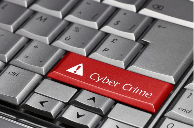 Cyberkriminalität - Hohe Schaden in dt. Unternehmen